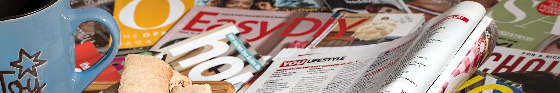 magazines en vrac