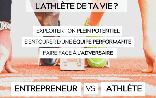 conférence athlète de ta vie Genève