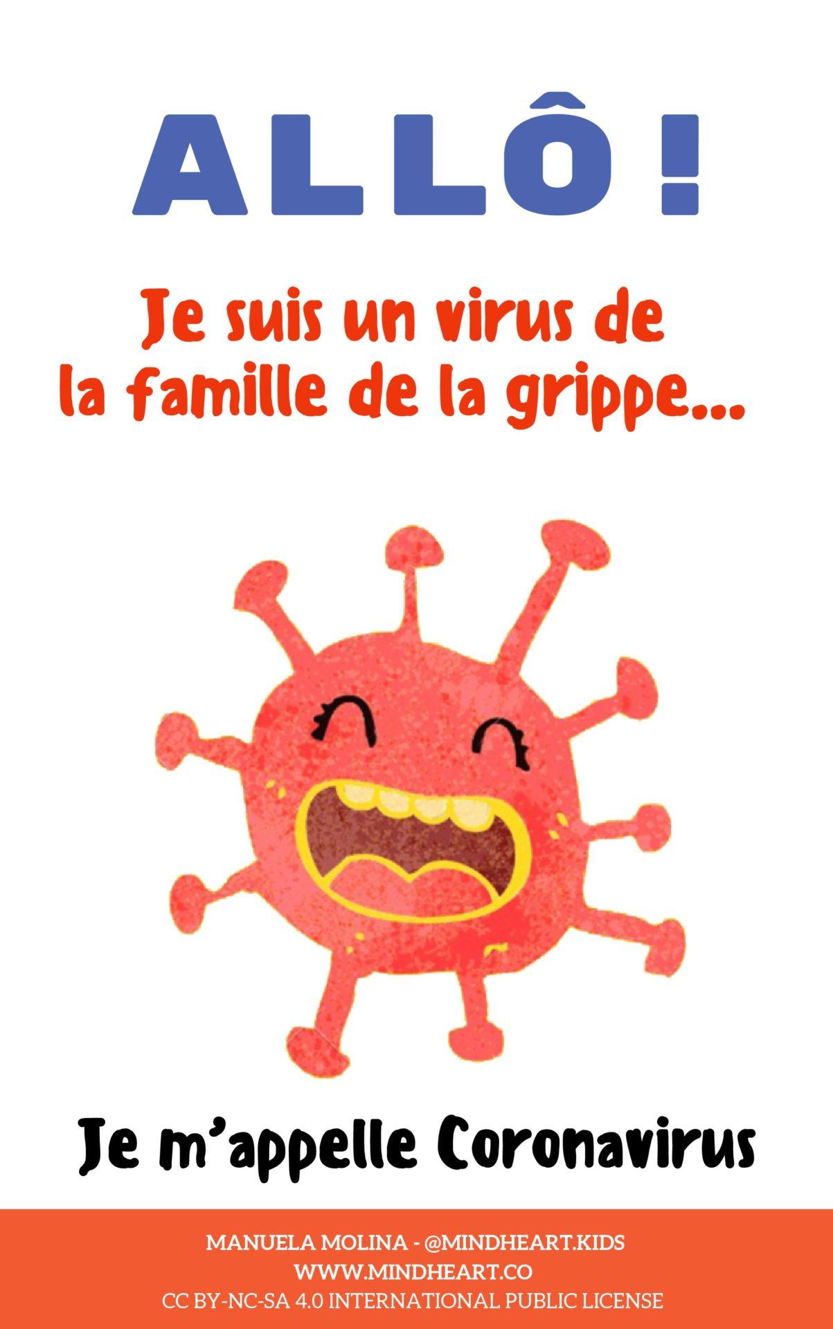 coronavirus grippe