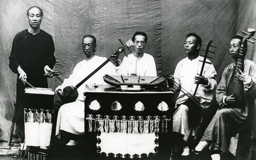 musique populaire chine