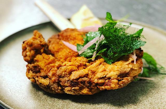 recette du poulet frit