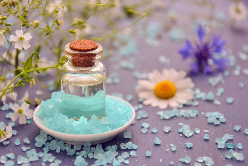 sels de bains