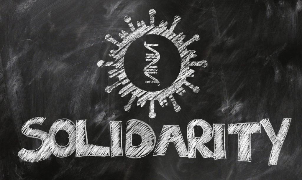 solidarité coronavirus