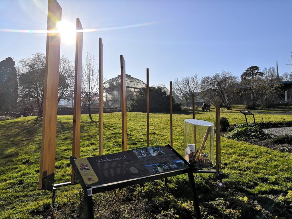 jardin artisanal botanique genève