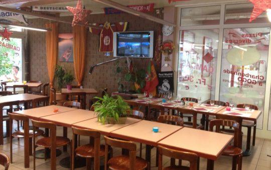 restaurant varembe Genève