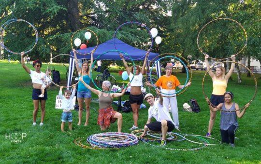 hula hoop genève