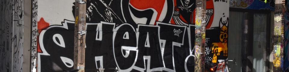 graffitis aux grottes genève