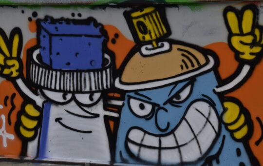 graffiti jonction genève