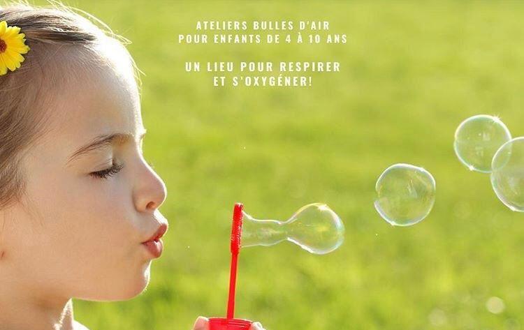 ateliers bulles d'air genève