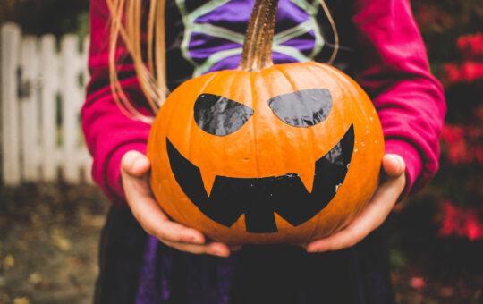 halloween enfants genève