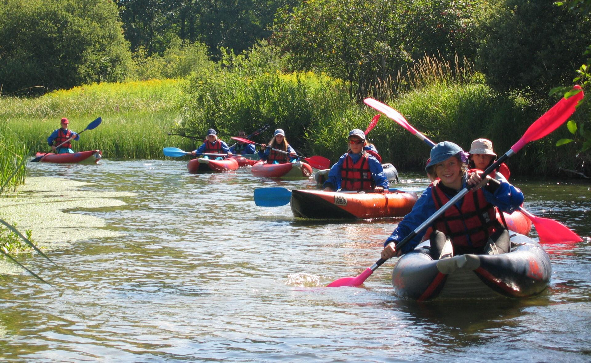 camp rafting loisirs genève