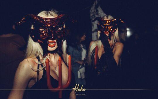 halloween maison hobo
