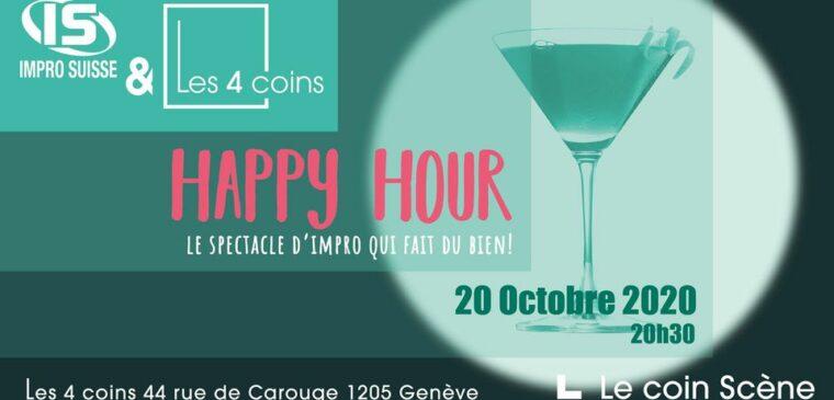 happy hour 4 coins gneève