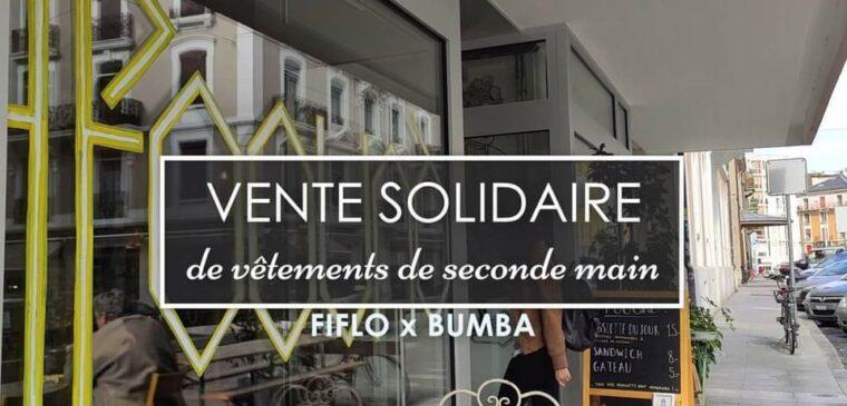 vente solidaire genève