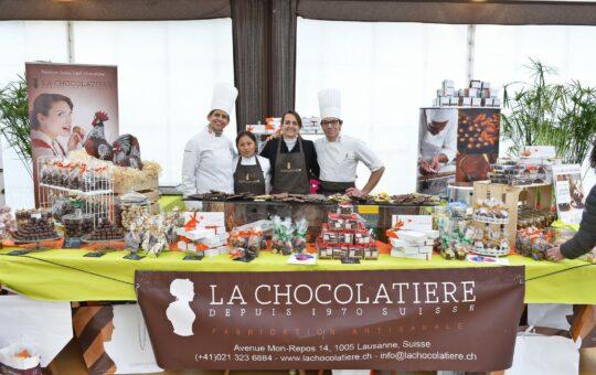 chocolatière festichoc versoix