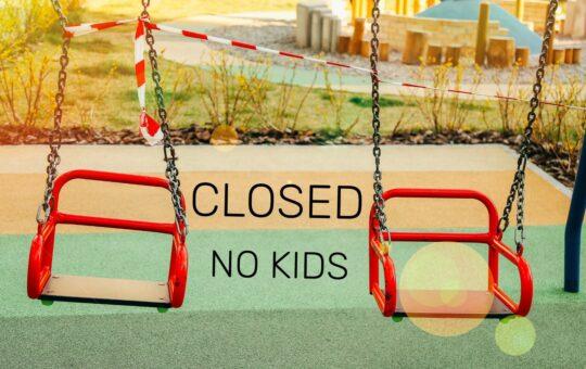 closed no kids