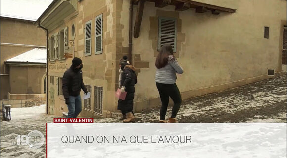 reportage RTS genève