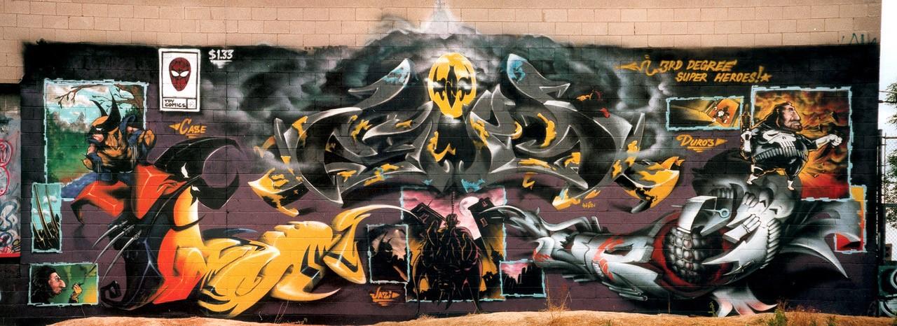 Graffiti de jazi genève
