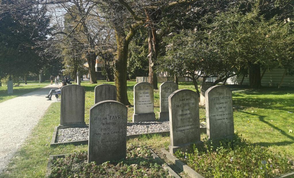 cimetière des rois genève